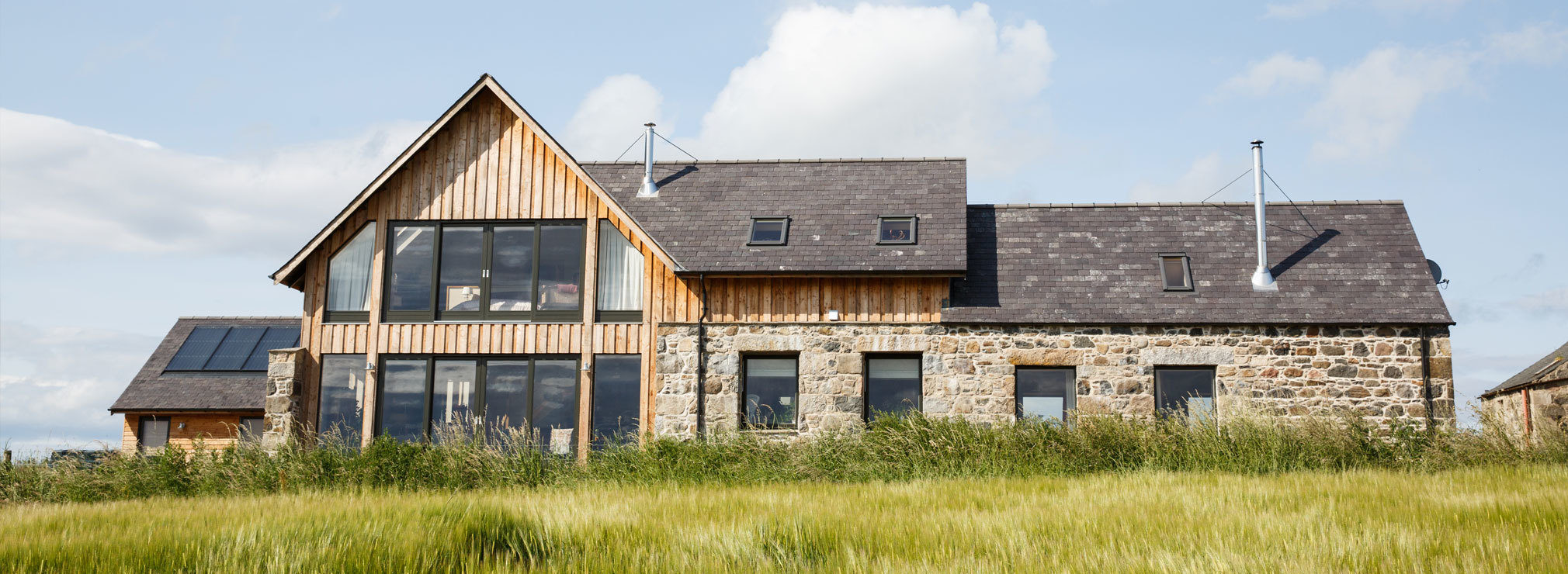 Steading Conversion