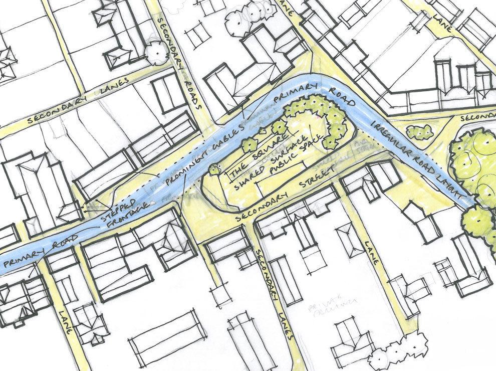 Masterplan Proposal