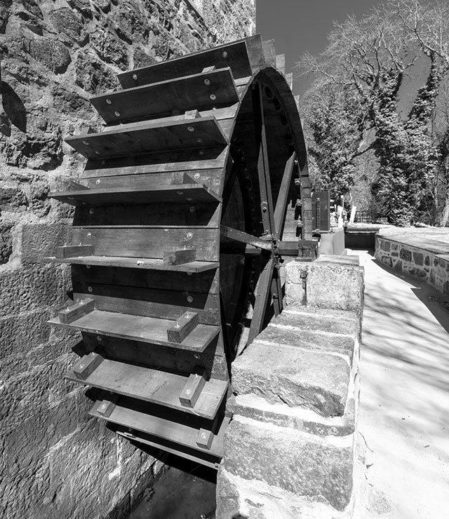 Upper Kennerty Mill
